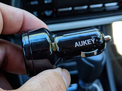 Quick Charge Your Phone In Your Car