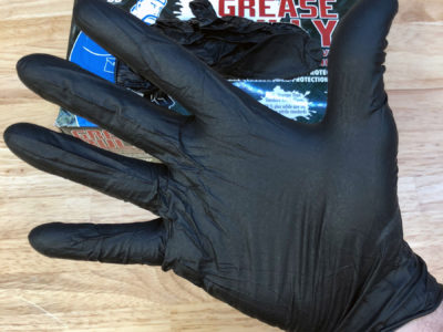 A Better Nitrile Glove For Car Mechanics