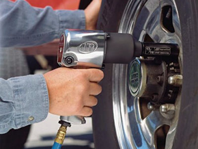 Remove Tough Bolts With This Air Impact Wrench